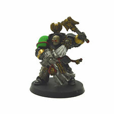 SPACE MARINES Chaplain In Terminator Armour Converted Warhammer 40K