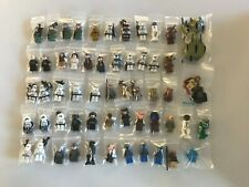 Official Lego Star Wars Minifigures – Selection