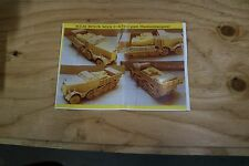 MGM 080-056 1/72 Multimedia WWII German Sd.Kfz. 9 18T Armored Ammo. Transport