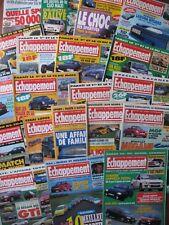 REVUE DU SPORT AUTOMOBILE 20 NUMEROS 315 A 334 ANNEE COMPLETE ECHAPPEMENT 1995