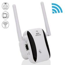 Wireless 4G 300Mbps 2Antennas Wifi Range Extender Repeater Router Signal Booster