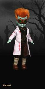 Living Dead Dolls - LOST IN OZ - DR. DEDWIN as The WIZARD variant - Mezco - MIB