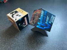 Elton John Rubiks Cube presentation box and plinth. Brand New.