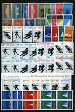 Olympiade 1972 München  postfrisch