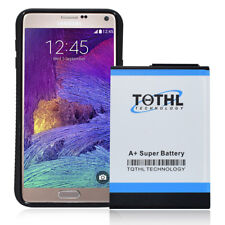 11800mAh High Capacity Extended Battery+TPU Case F Samsung Galaxy Note 4 SM-N910