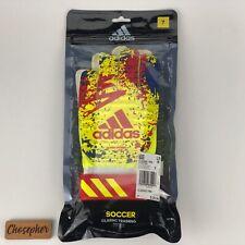 Adidas Classic Training Goalkeeper Gloves GK Soccer Football Yellow DT8746 Sz 7