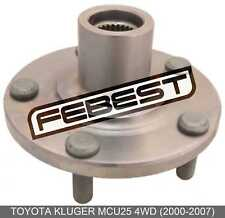 Front Wheel Hub For Toyota Kluger Mcu25 4Wd (2000-2007)