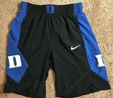 Duke Blue Devils authentic Nike Elite game shorts black, size Small NEW!