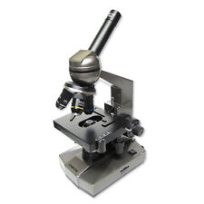 Carson Microscope 100X - 1000X, Low Vision, Biology, LED Lighted, Focus, Zoom