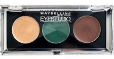 MAYBELLINE Eye Studio Cream Based Eyeshadow  Eye Shadow - FLASH OF FOREST