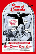 Ringo Starr SON OF DRACULA Harry Nillson DVD Vampire Musical BEATLES