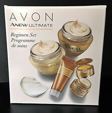 Avon Anew Ultimate Regiman set