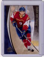 EVANDER KANE 11/12 UD SP Game-Used Gold Parallel #d 043/100 Winnipeg Jets #5