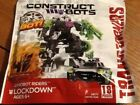 Transformers Construct Bots  LOCKDOWN