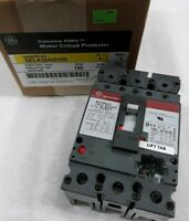 SELA36AI0100 GENERAL ELECTRIC 3POLE 100AMP 600V CIRCUIT BREAKER NEW