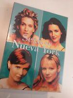 Dvd lote SEXO EN NUEVA YORK LA 3 TEMPORADA COMPLETA  coleccionista /fans