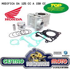 KIT GRUPPO TERMICO TOP CILINDRO MODIFICA 150 cc HONDA SH 125 ie 09 2010 2011 12