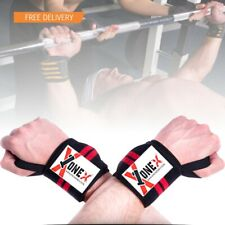 Weight Lifting Wrist Wraps Hand Support Gym training Strap body building