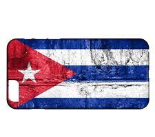 Coque iPhone 7 Drapeau CUBA 07