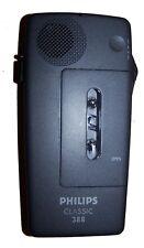 Philips LFH 388 Dictaphone Pocket Memo machine à dicter Mini Cassette