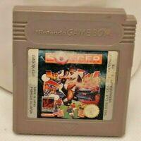 Soccer Fußball Nintendo GameBoy Classic Spiel, Color, GBA