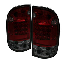 Toyota 95-00 Tacoma Red Smoke LED Rear Tail Brake Lights Lamp DLX SR5 Pre-Runner