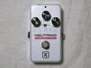 Used Keeley Neutrino V2 Envelope Filter Guitar Effects Pedal
