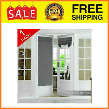 Tricia Blackout Curtain for French Door - Thermal Insulated Room Darkening Door