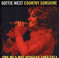 Dottie West - Country Sunshine - The RCA Hit Singles 1963-1974 [CD]