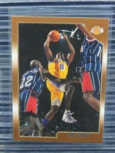 1998-99 Topps Kobe Bryant Card #68 Lakers Y863