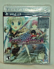 Tears to Tiara II: Heir of the Overlord PS3 Game + ARTBOOK