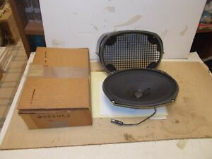 Mopar NOS Radio Speaker & Shield Assy 78-83 Dodge Van B100-300