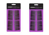 Jones & Co 200 Pezzi Spilla Capelli Per Buns Biondo Capelli Grips per Donne