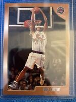 1998-99 topps Vince Carter Rookie #199 Great Condition