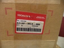 Honda OEM New saddlebag guard 84140-MCA-000