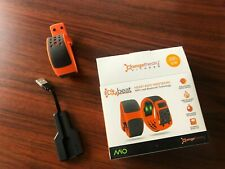 S/M OTBeat Orange Theory Fitness Heart Rate Monitor Wristband with Charger Size