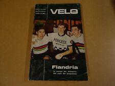 BOEK WIELRENNEN CYCLING CYCLISME / VELO 68