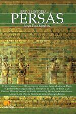 Libro: Breve Historia de los persas, Jorge Pisa Sánchez, ed. Nowtilus