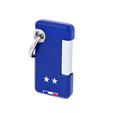 ST DUPONT HOOKED JET CIGAR LIGHTER W KEY RING LACQUER FRANCE 032007 32007 COCORI