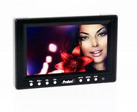 "ProAm USA 7"" On-Camera / Crane LCD Video Monitor Kit, Canon BP Battery Adapter"