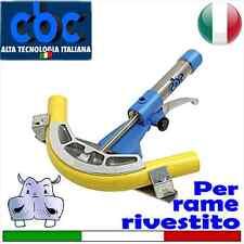 Curvatubi piegatubi idraulico tubo SMISOL TEKGAS 4 forme (12-14:16 -18-22) – ...