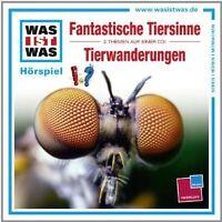 WAS IST WAS - FOLGE 42: FANTASTISCHE TIERSINNE...CD NEU