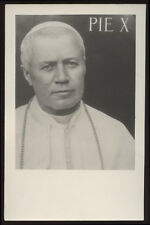 """santino-holy card""""S.PIO X PAPA"""