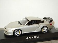 Porsche 911 996 GT2 - Minichamps 1:43 in Box *30706