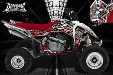 SUZUKI LTR450 LTR450R GRAPHICS WRAP DECAL KIT