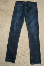 "  Mens Jeans size 29 JOE's Slim fit blue faded worn stretch male (33"" inseam)"