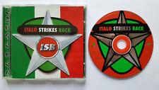 ⭐⭐⭐⭐ Italo Strikes Back  ⭐⭐⭐⭐ 15 Track CD  ⭐⭐⭐⭐ ISB  ⭐⭐⭐⭐