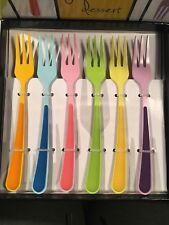 Brandani Forchettine Colorate 6 Pezzi