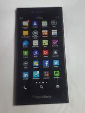 BLACKBERRY LEAP 16GB UNLOCKED SMARTPHONE - SHADOW GREY GRADE * A* Bargain