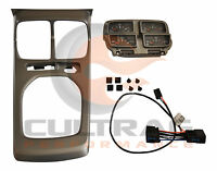 2010-2012 Camaro Genuine GM Upgraded Auxiliary Gauge Pack Automatic V6 V8